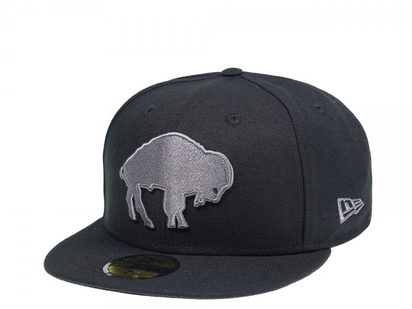New Era Buffalo Bills Dark Grey Edition 59Fifty Fitted Cap