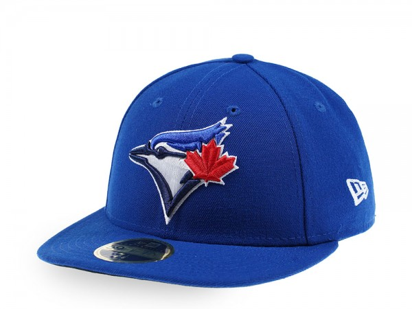 New Era Toronto Blue Jays Authentic Onfield Low Profile  59Fifty Fitted Cap
