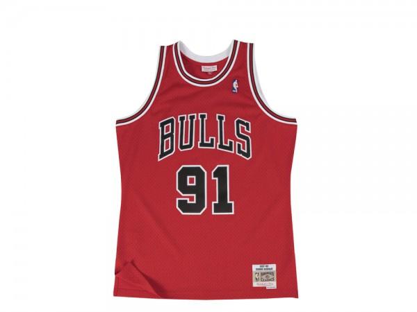 Mitchell & Ness Chicago Bulls - Dennis Rodman Swingman 2.0 1997-98 Jersey