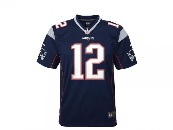 Nike New England Patriots Tom Brady NFL Jersey Youth
