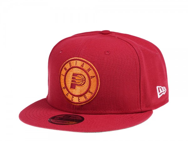 New Era Indiana Pacers Hardwood Classic Edition 9Fifty Snapback Cap