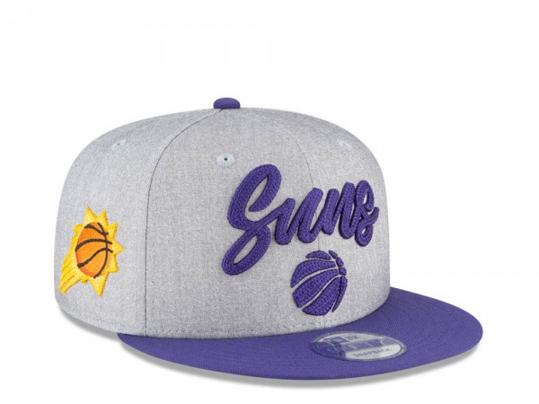 New Era Phoenix Suns NBA Draft 20 9Fifty Snapback Cap