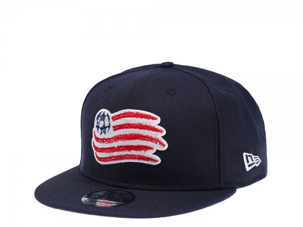 New Era New England Revolution Navy Edition 9Fifty Snapback Cap