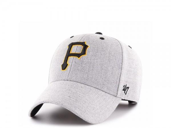 47brand Pittsburgh Pirates Storm Cloud Snapback Cap