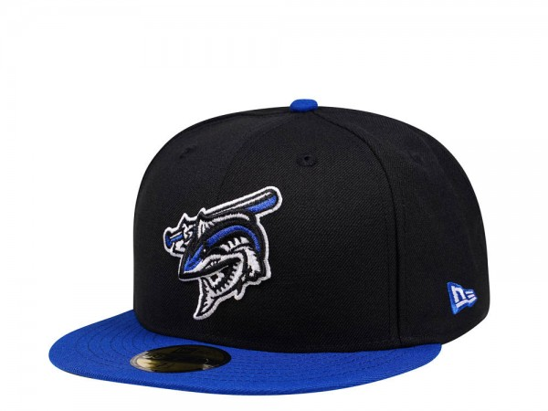 New Era Pensacola Blue Wahoos Two Tone Edition 59Fifty Fitted Cap