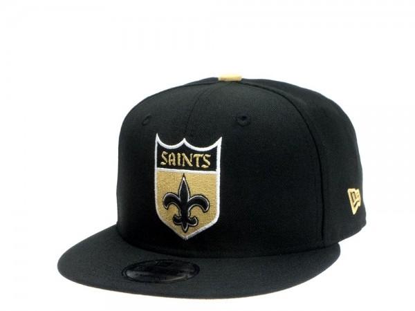 New Era New Orleans Saints Throwback Edition 9Fifty Snapback Cap