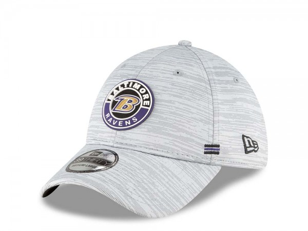 New Era Baltimore Ravens Fall Sideline 39Thirty Stretch Cap