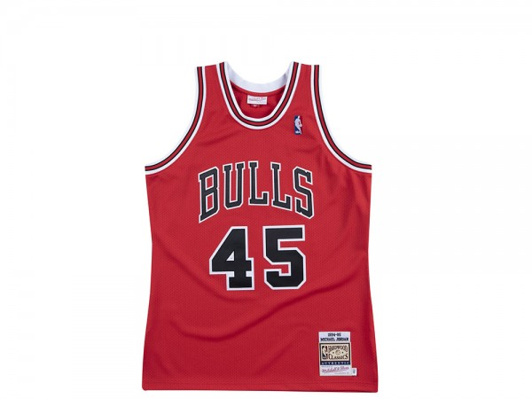 Mitchell & Ness Chicago Bulls - Michael Jordan Authentic Jersey 1994-95 Comeback