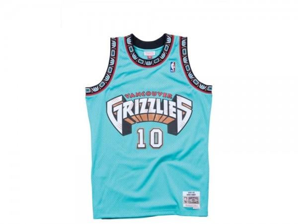 Mitchell & Ness Vancouver Grizzlies - Mike Bibby Swingman 1998-99 Jersey