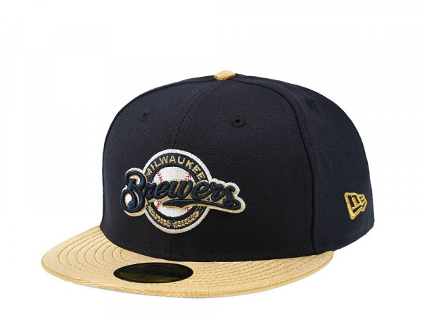 New Era Milwaukee Brewers 40th Anniversary Edition 59Fifty Fitted Cap