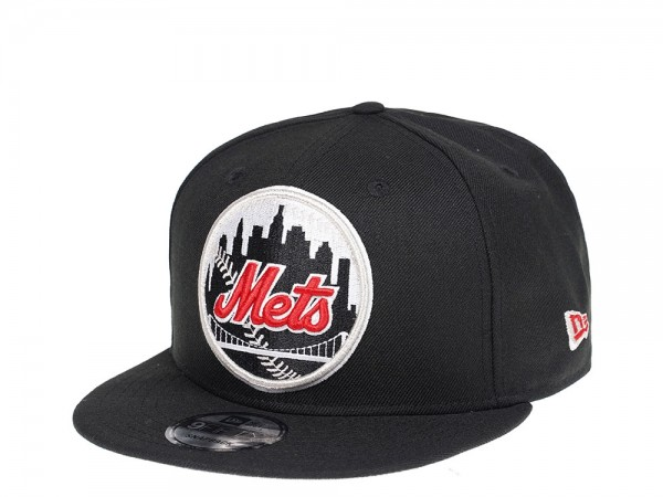 New Era New York Mets Circle Logo Edition 9Fifty Snapback Cap
