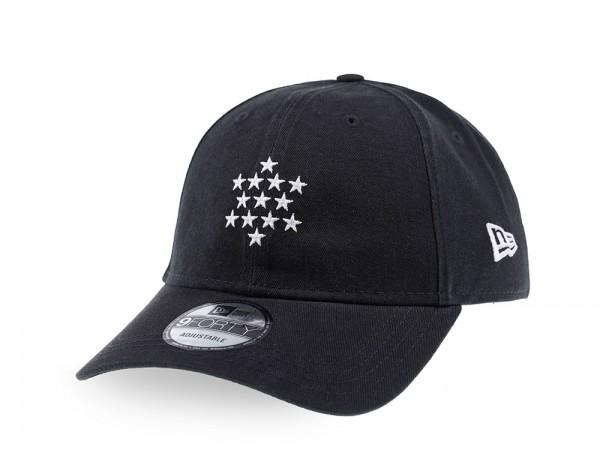 New Era Dollar Pack Black 9Forty Strapback Cap