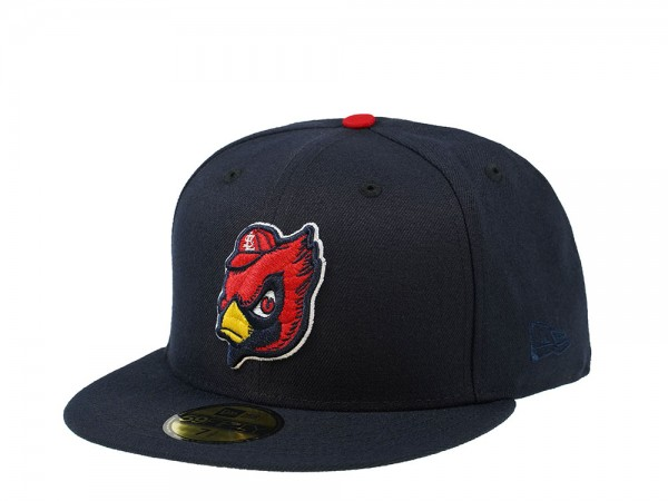 New Era St. Louis Cardinals Throwback Edition 59Fifty Fitted Cap