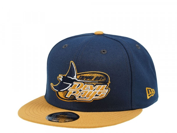 New Era Tampa Bay Devils Rays Throwback Edition 9Fifty Snapback Cap
