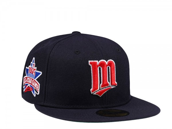 New Era Minnesota Twins All Star Game 1985 Throwback Edition 59Fifty Fitted Cap