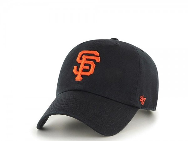 47brand San Francisco Giants  Clean up  Strapback Cap