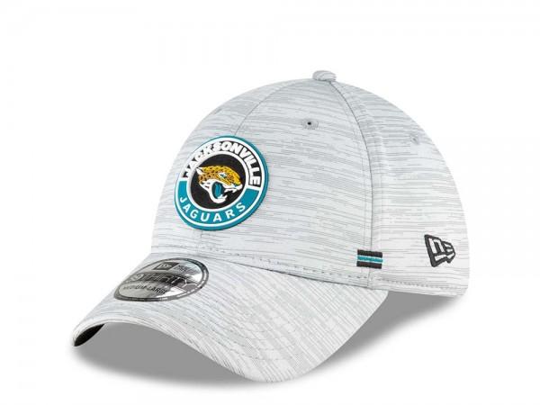 New Era Jacksonville Jaguars Fall Sideline 39Thirty Stretch Cap