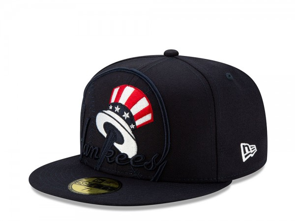 New Era New York Yankees Elements Edition 59Fifty Fitted Cap