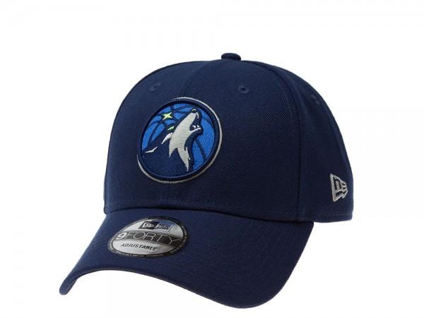 New Era 9forty Minnesota Timberwolves The League Cap