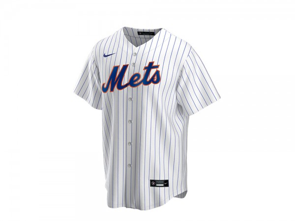 Nike New York Mets Home Replica MLB Trikot
