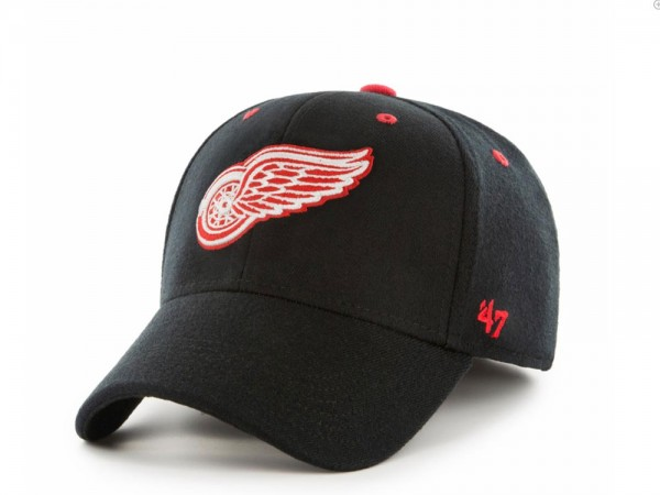 47brand Detroit Red Wings Contender Stretch Fit Cap