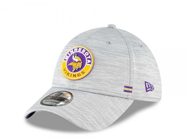 New Era Minnesota Vikings Fall Sideline 39Thirty Stretch Cap