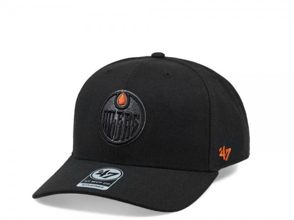 47brand Edmonton Oilers Color Detail MVP DP Snapback Cap