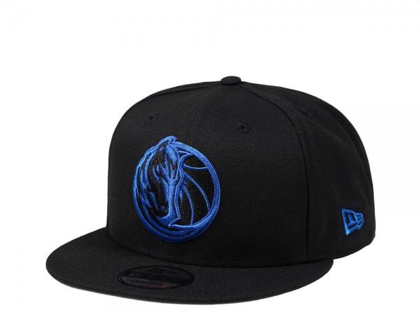 New Era Dallas Mavericks Azure Edition 9Fifty Snapback Cap