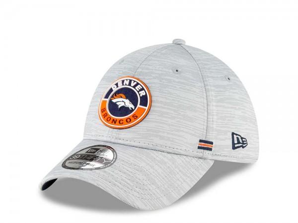 New Era Denver Broncos Fall Sideline 39Thirty Stretch Cap