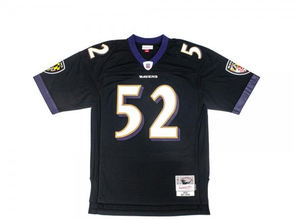 Mitchell & Ness Baltimore Ravens Trikot - Ray Lewis NFL Legacy Replica 2004 Jersey