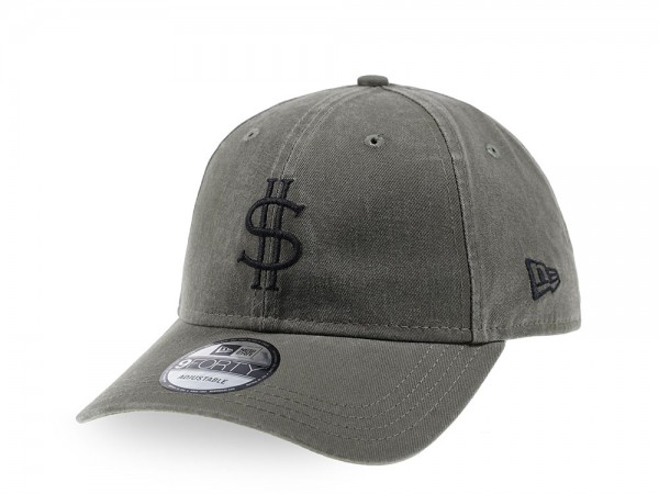 New Era Dollar Pack Olive 9Forty Strapback Cap