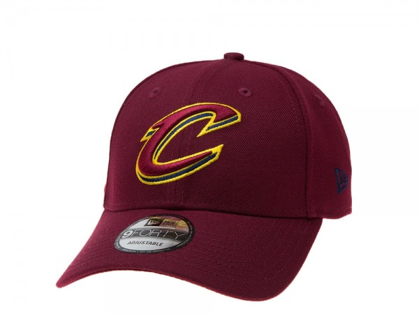 New Era 9forty Cleveland Cavaliers The League Cap