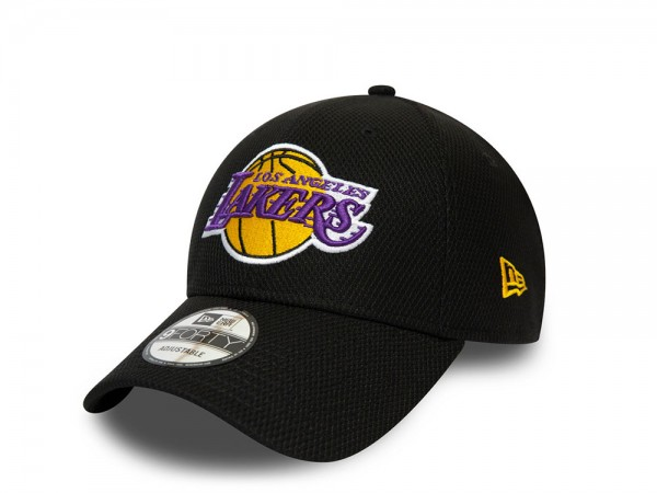 New Era Los Angeles Lakers Diamond Era Essential 9Forty Strapback Cap