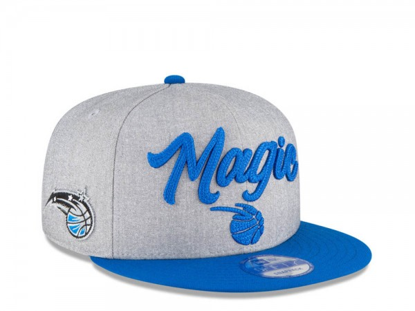New Era Orlando Magic NBA Draft 20 9Fifty Snapback Cap