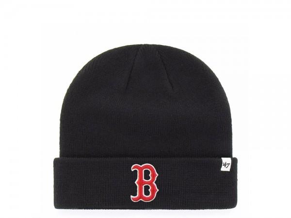 47 Brand Boston Red Sox Navy Raised Cuff Mütze
