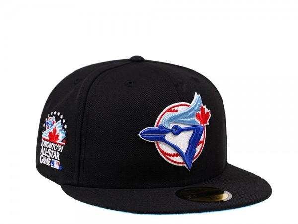 New Era Toronto Blue Jays All Star Game 1991 Glacier Blue Edition 59Fifty Fitted Cap