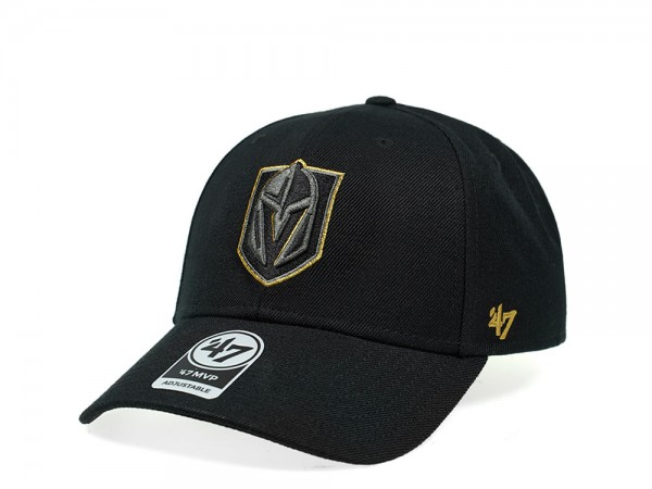 47Brand Vegas Golden Knights Color Detail MVP Snapback Cap