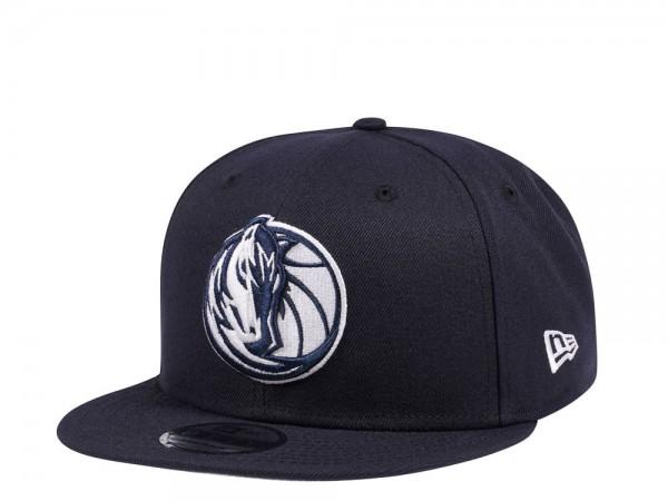 New Era Dallas Mavericks Navy Edition 9Fifty Snapback Cap