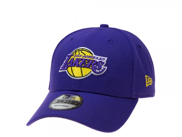 New Era 9forty Los Angeles Lakers The League Cap