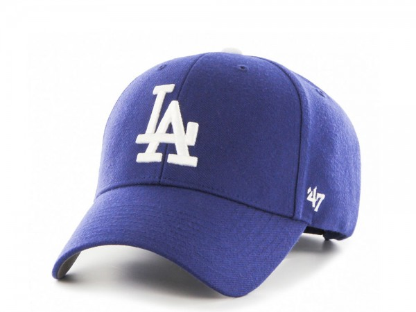 47brand Los Angeles Dodgers Home MVP Strapback Cap