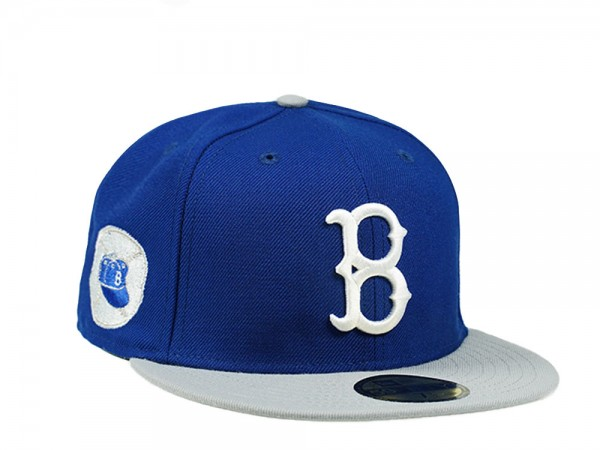 New Era Brooklyn Dodgers World Series 1955 59Fifty Fitted Cap