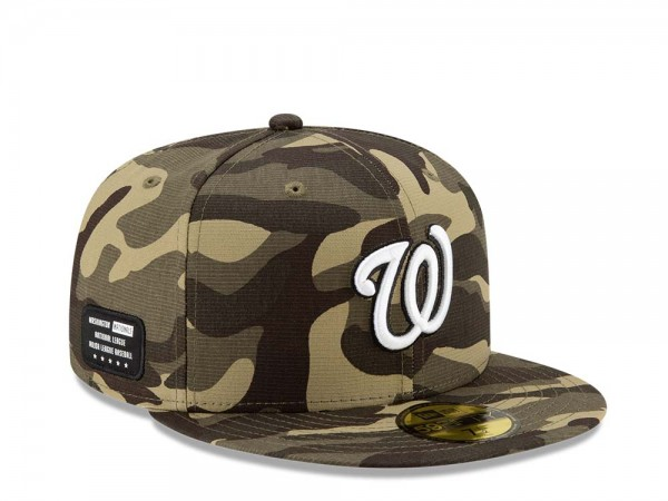New Era Washington Nationals Armed Forces 21 59Fifty Fitted Cap