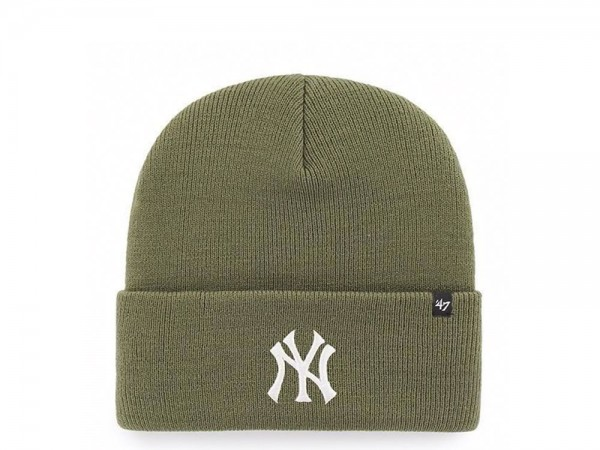47 Brand New York Yankees Moss Cuff Mütze
