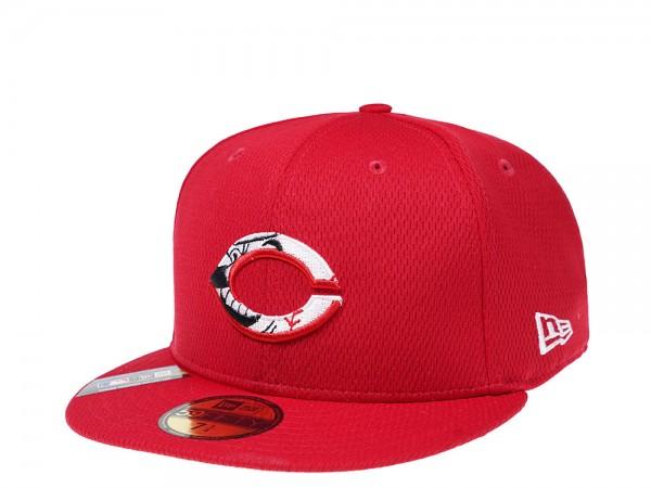 New Era Cincinnati Reds Springtraining 2020 59Fifty Fitted Cap