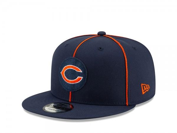 New Era Chicago Bears Sideline 9Fifty Home Snapback Cap