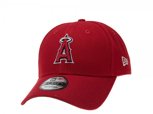 New Era 9forty Angels of Anaheim The League Cap