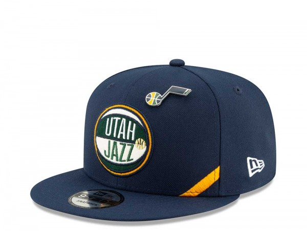 New Era Utah Jazz Draft 19 9Fifty Snapback Cap