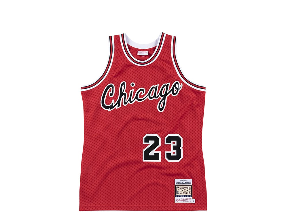 Mitchell \u0026 Ness Chicago Bulls - Michael