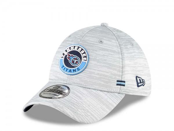 New Era Tennessee Titans Fall Sideline 39Thirty Stretch Cap