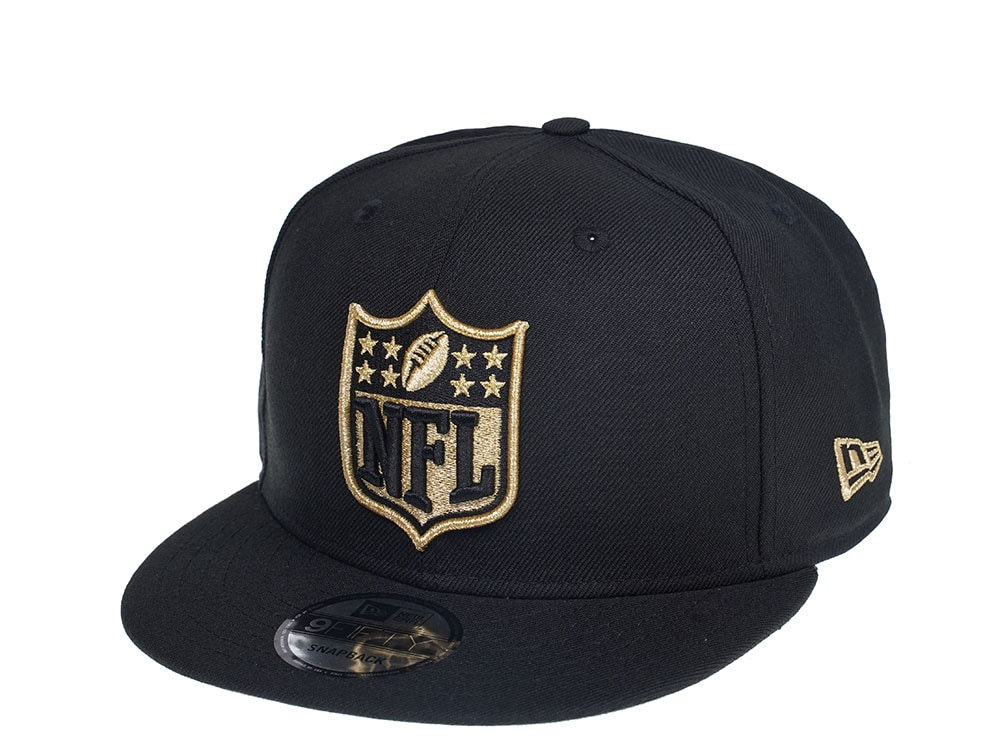 new concept biggest discount arriving New Era NFL Shield Gold Edition 9Fifty Snapback Cap | TOPPERZSTORE